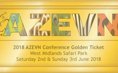 Vetronic Services Sponsors AZEVN Golden Ticket.