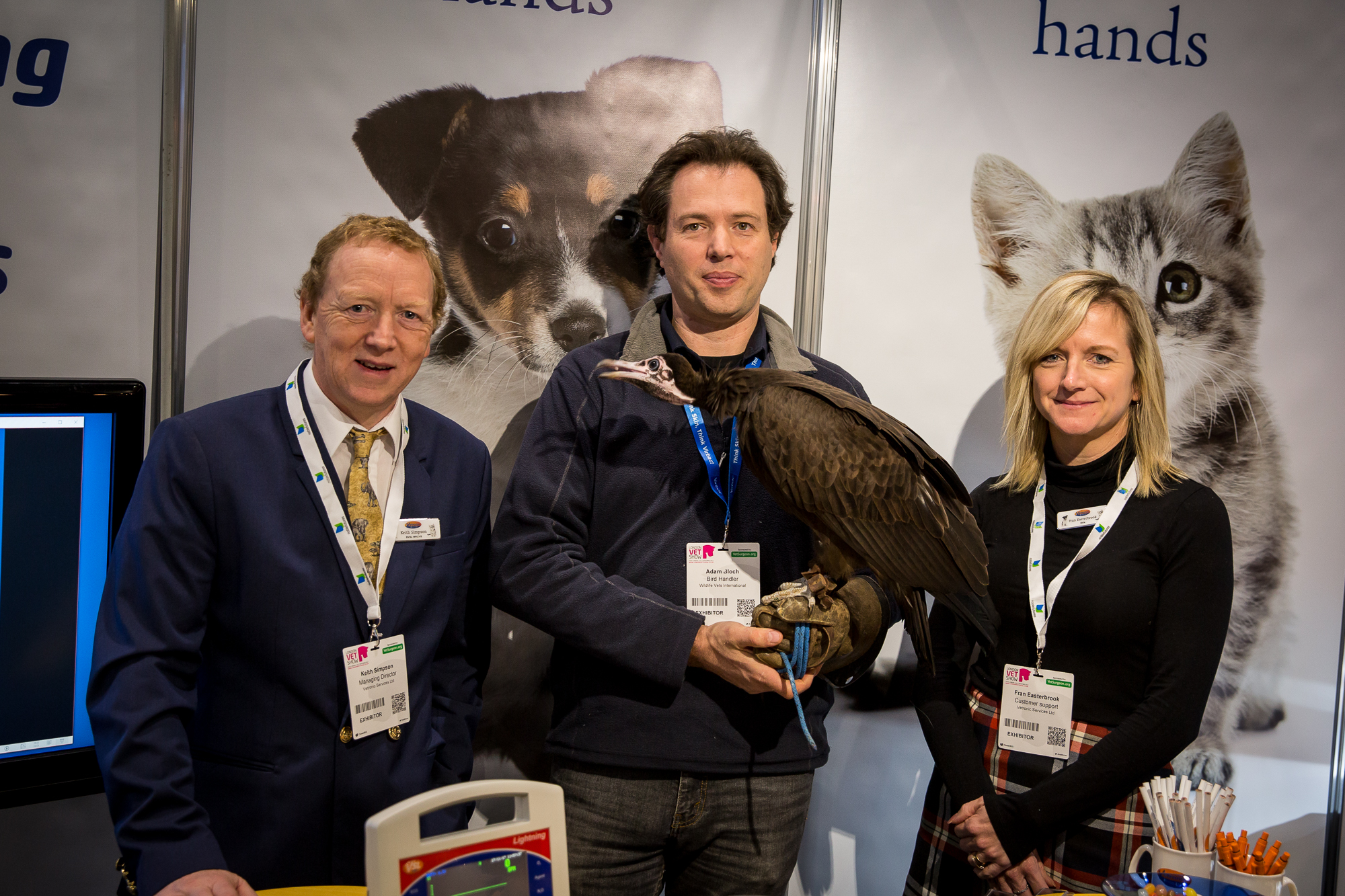 Vetronic Services supports Vets4Vultures