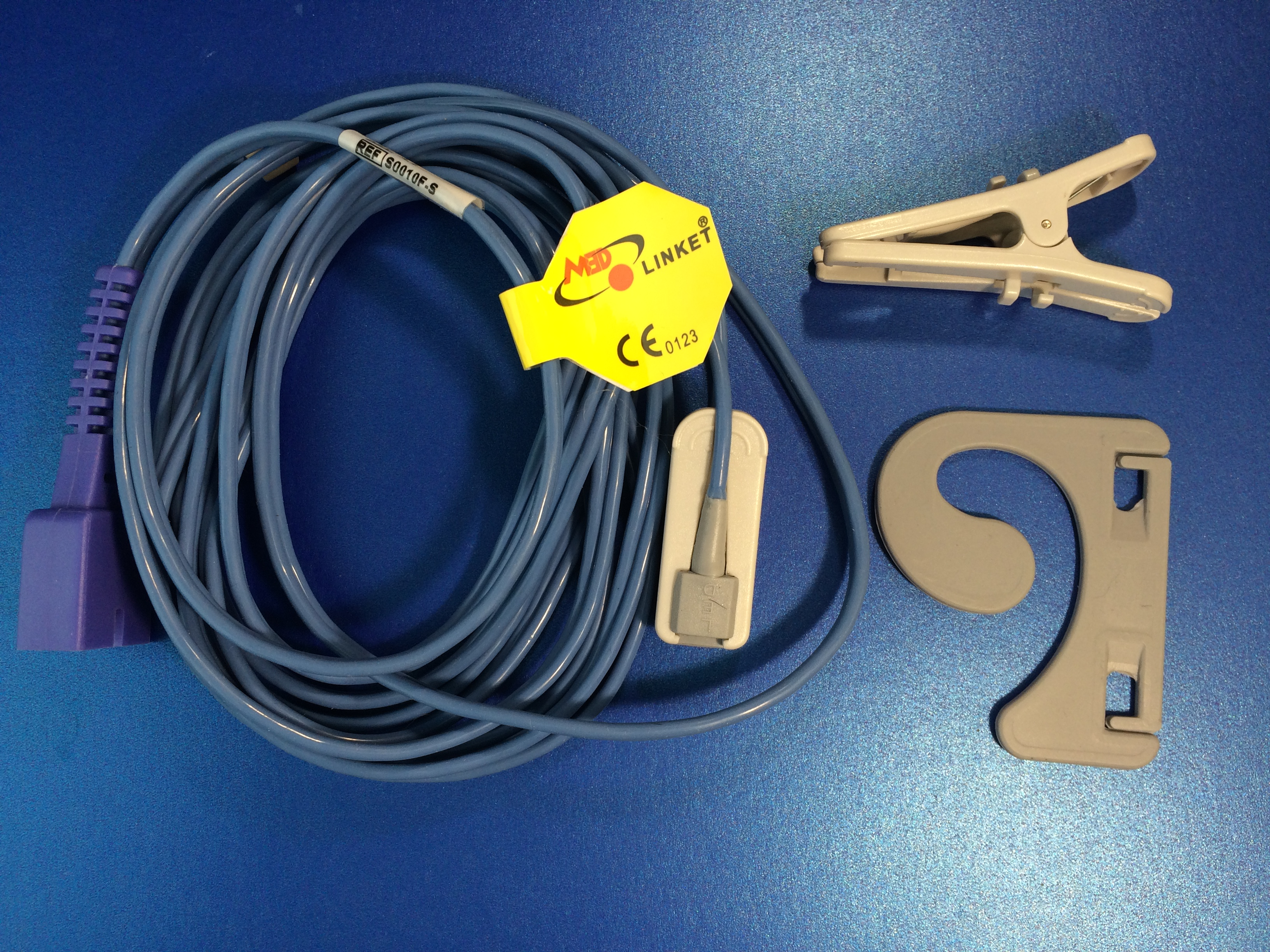 Nellcor Compatible Pulse Ox Probe