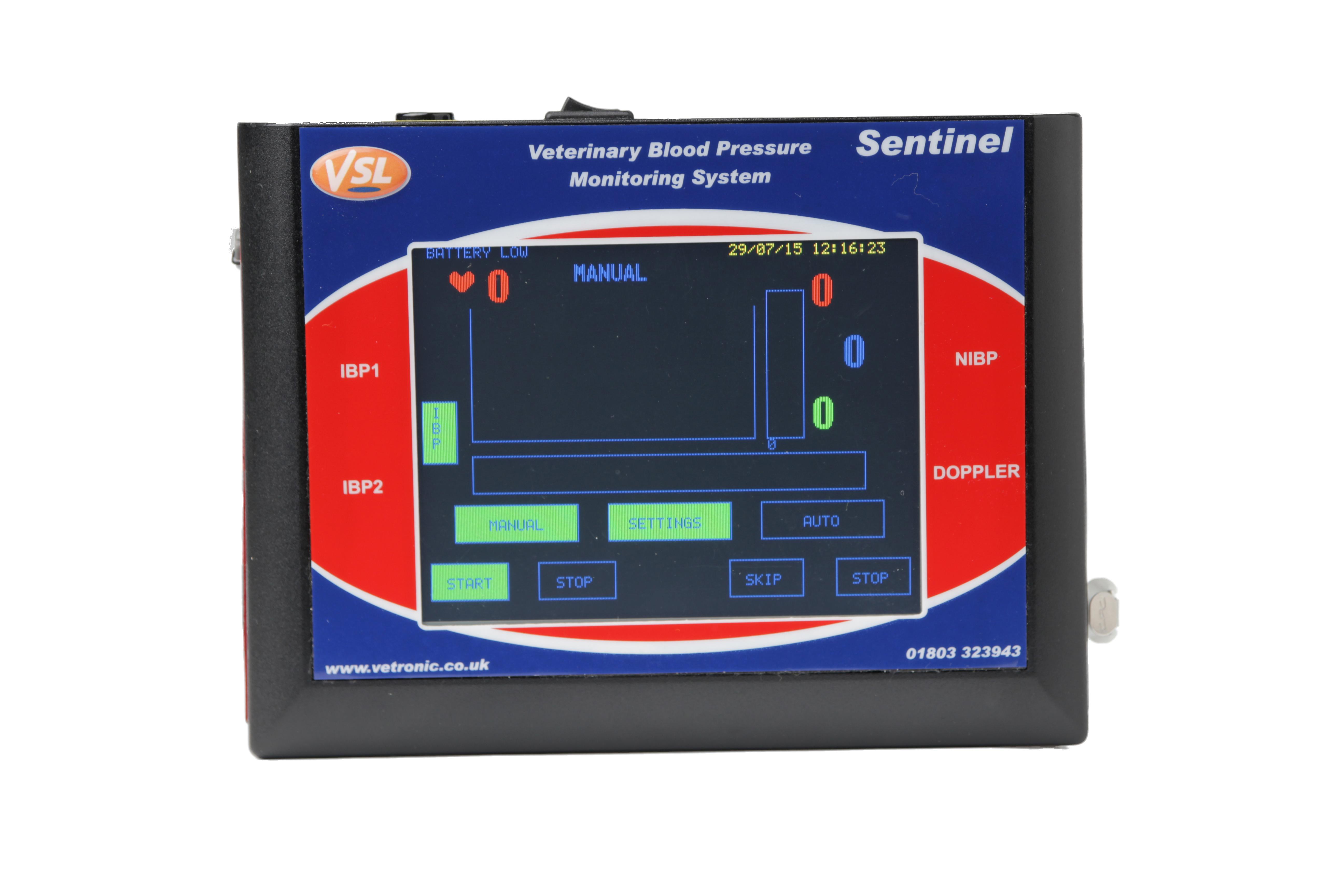 Sentinel Blood Pressure Monitor