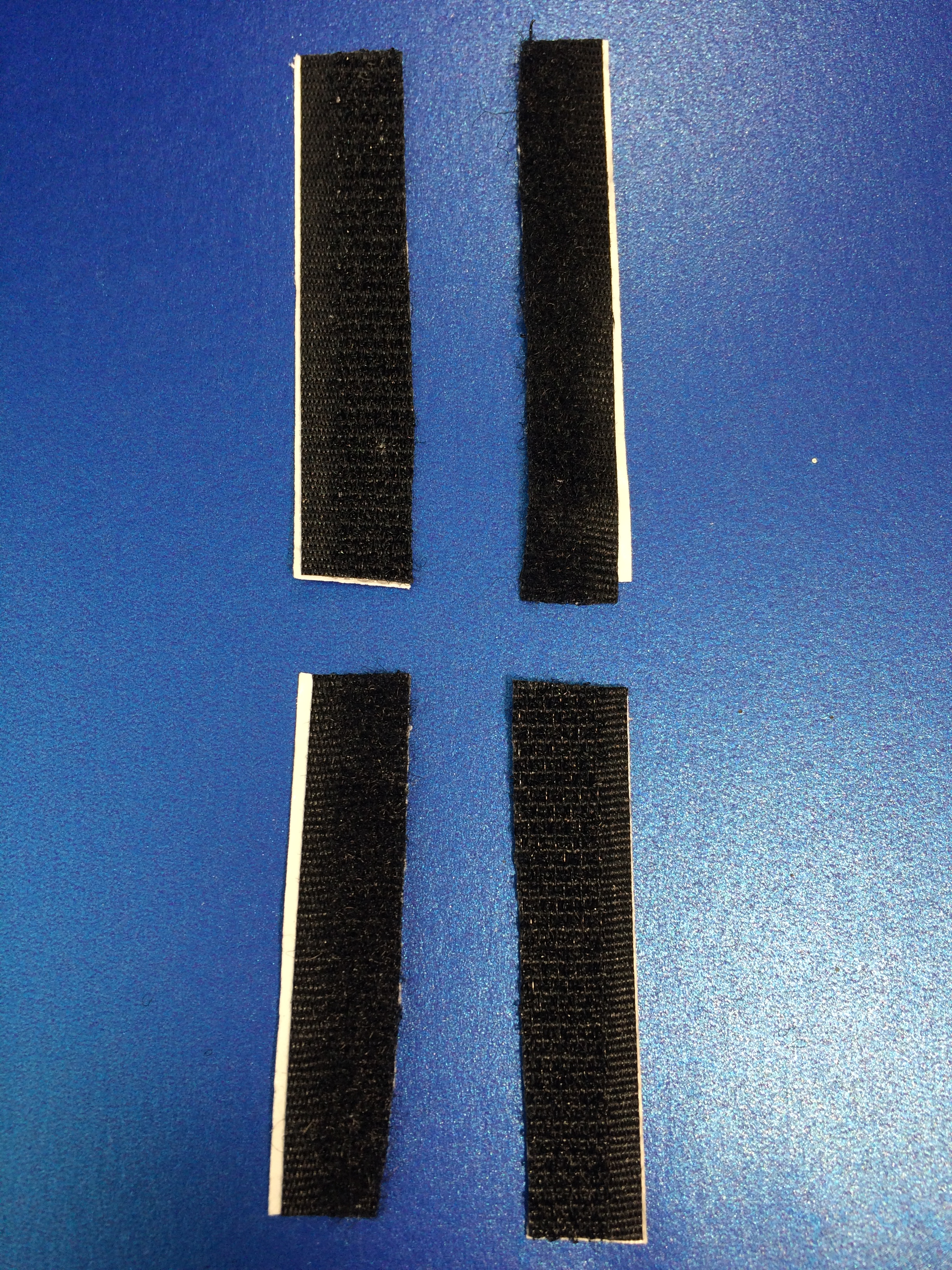 x2 Velcro strips for ICON unit