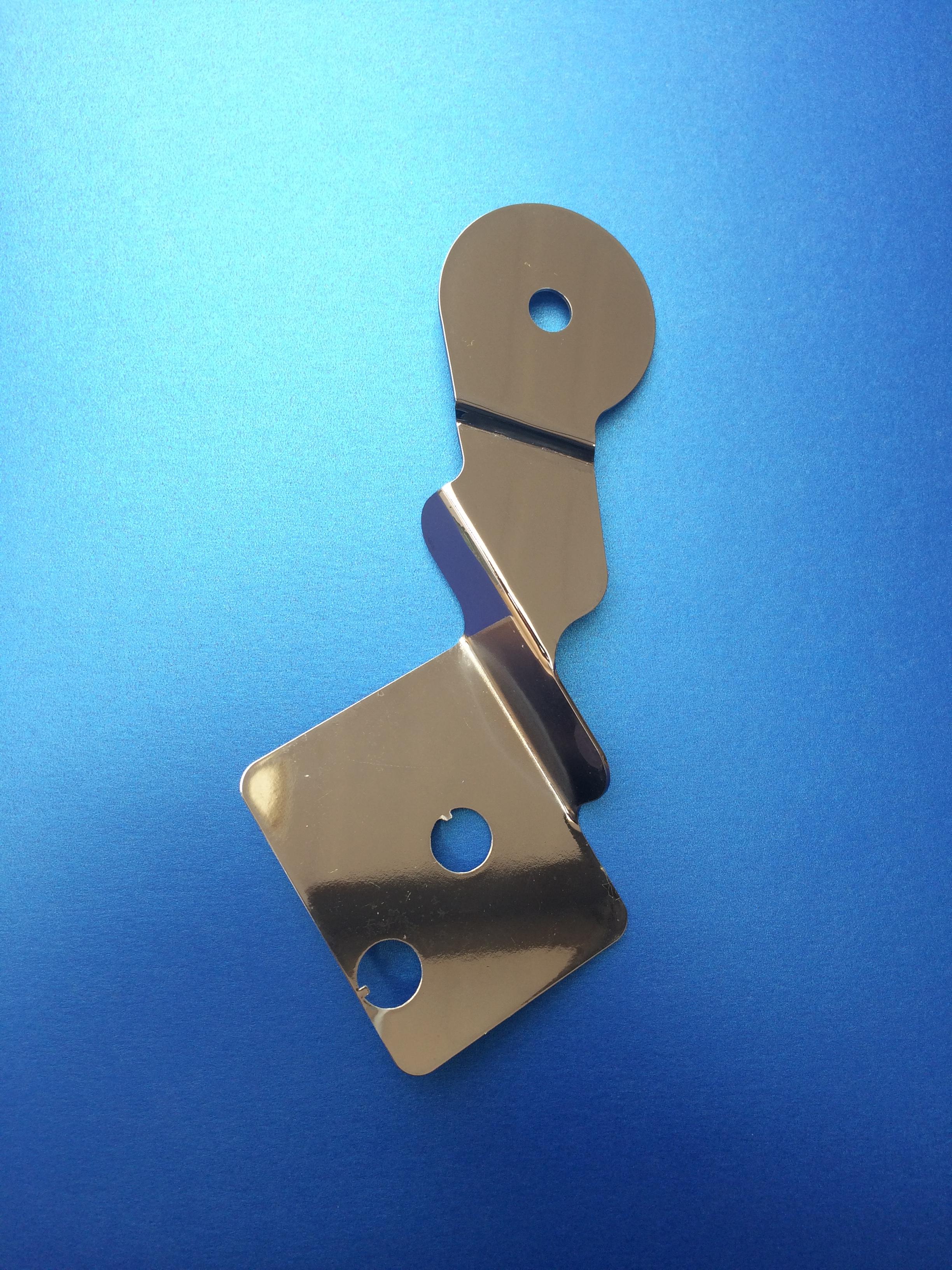 ISA Chrome Fixing Bracket